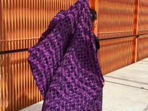 Silang black series – purple and black